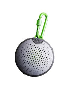 Boompods - Aquablaster Bluetooth Speaker Gray