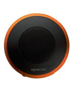 Boompods - Aquapod Bluetooth Speaker & Sports Mount Kit Orange