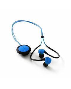 Boompods - Sportpods Race Bluetooth Earphones - Blue