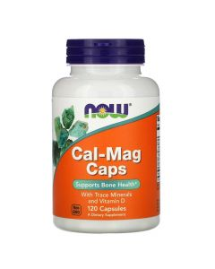 Now Cal-Mag Capsules