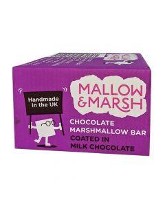 Mallow & Marsh - Chocolate Marshmallow Box of 12