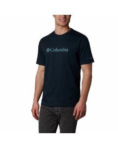 Columbia - CSC Basic Logo Short Sleeve - Night Shadow