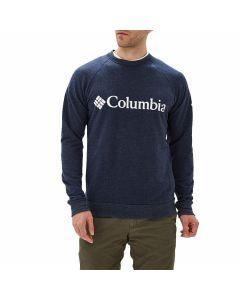 Columbia - Columbia Lodge Crew - Collegiate Navy Heather