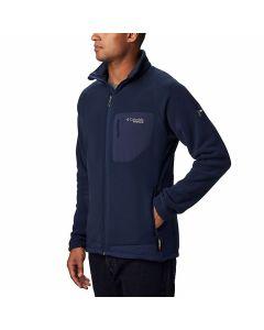 Columbia - Titan Pass 2.0 II Fleece - Scout blue/Collegiate Navy
