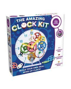 Happy Puzzle THE AMAZING CLOCK KIT