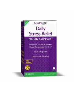 Natrol Daily Stress Relief Time Release 100mg