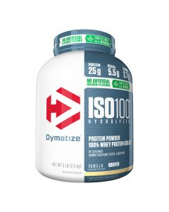 DYMATIZE ISO 100 Natural - Sweetened with stevia