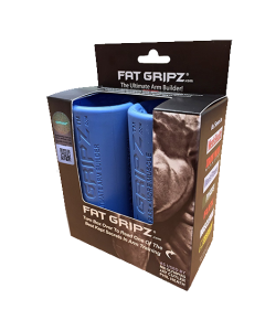 Fat Gripz The Ultimate Arm Builder Exercise Rubber Grips