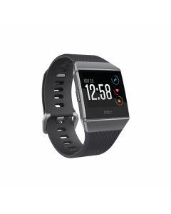 Fitbit - Ionic Charcoal/Smoke Gray EMEA