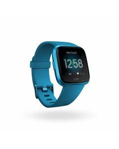 Fitbit - Versa Lite - Marina Blue/Marina Blue Aluminium