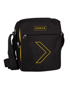 Sporter - Side Bag  - Black/Yellow