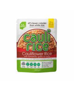Full Green - Cauliflower Rice - Garlic Tomato & Herbs