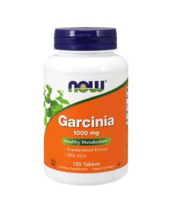 NOW Garcinia 1000 mg Healthy Metabolism