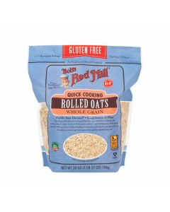 Bobs Red Mill Gluten Free Quick Rolled Oats