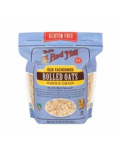بوبز ريد ميل - حبوب الشوفان الكاملة الخالية من الجلوتين