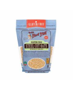 Bobs Red Mill Gluten Free Steel Cut Oats