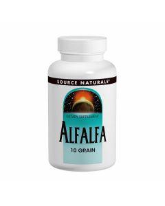 Source Naturals Alfalfa 10 Grain 648mg