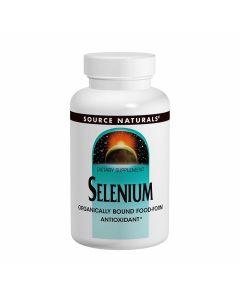 Source Naturals Selenium 100mcg