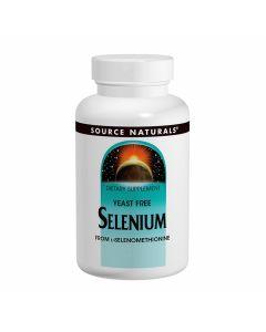Source Naturals Yeast Free Selenium 200mcg