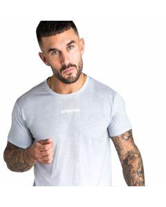 Gym King - Gradient T-Shirt - Ice Grey