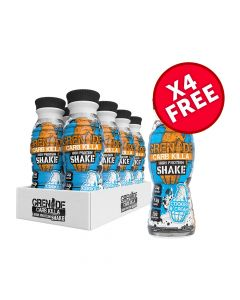 Grenade Carb Killa Protein Shake - Box of 8 - Offer