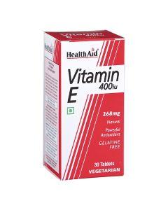 هيلث إيد - فيتامين e 400 وحدة دولية