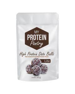 ماي بروتين بانتري - كرات التمر بالبروتين - لايت