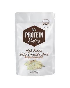 ماي بروتين بانتري - شوكولاتة بيضاء عالية البروتين