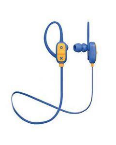 Jam Audio - Live Large Wireless Bluetooth Earbuds - Blue
