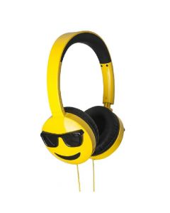 Jam Audio - Wired Earphone with Microphone for Kids - Yellow