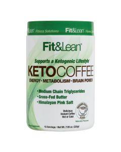 Fit&Lean - Keto Coffee