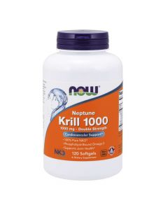 Now Neptune Krill Double Strength 1000 mg
