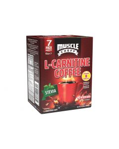 Muscle Cheff - L-Carnitine Coffee