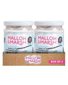 Mallow & Marsh - Vanilla Marshmallow Whip Box of 2