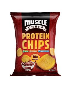Muscle Cheff - Protein Chips - BBQ