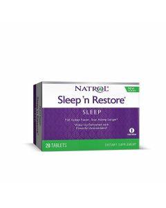 Natrol MELATONIN SLEEP 'N RESTORE