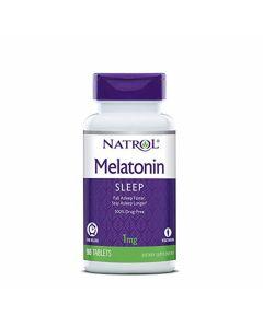 ناترول - ميلاتونين 1 مغ بطيء المفعول