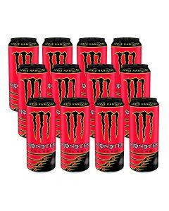 Monster Energy Drink - Lewis Hamilton 44 Box of 12