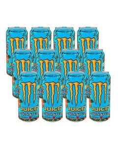 Monster Energy Drink - Juiced Mango Loco Box of 12