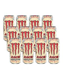 Monster Energy Drink - Pacific Punch Box of 12