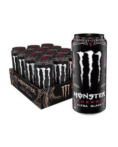 Monster Energy Ultra Black - Box of 12