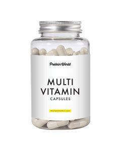 Protein World - Multi-Vitamin Capsules