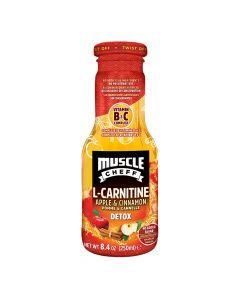 Muscle Cheff - L-Carnitine - Apple & Cinnamon Detox