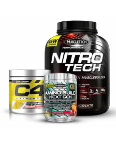 MuscleTech Go Big Stack