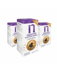 Nairn's Scottish Rough Oatcakes - Box of 3