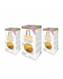Nairn's Organic Super Seeded Oat Crackers - Box of 3