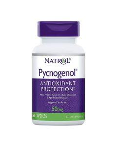 Natrol Pycnogenol 50mg Cap-60