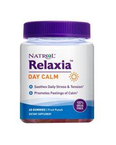Natrol Relaxia Day Calm Gummies
