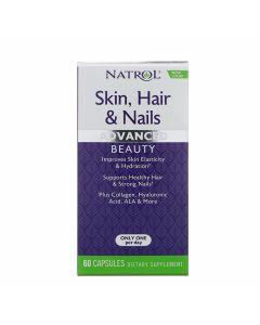 Natrol Skin, Hair & Nails, Advanced Beauty