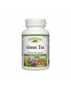 Natural Factors - Green Tea 300mg